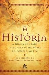 Livro A História da Bíblia