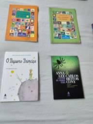 Vendo livros literários seminovos 20 cada