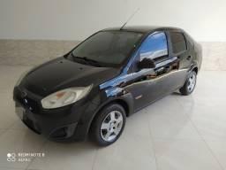 Ford fiesta sedan 1.6 flex 2011 completo todo revisado pneus bons total procedencia