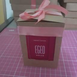 Caixa Presente Egeo Pocket + Cacto