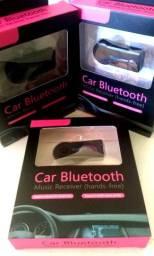Receptor/Adaptador Bluetooth P2 Mãos livres