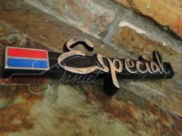 Emblema GM Chevrolet Opala Special 72/74