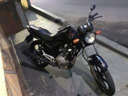 Fan 125cc em dias