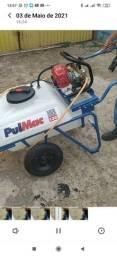 Pulverizador de 130 litros