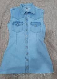 Vestido Jeans (salopete) - Vintage
