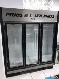 Auto Serviço 3 portas para Mercado, FIFO, Conveniência, padaria - Ricardo