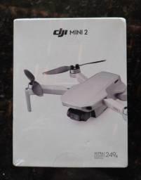 Drone dji mini 2 light Gray standard novo