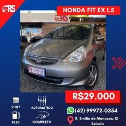 Honda Fit 1.5 EX Aut. 2007