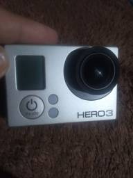 Câmera GoPro Hero3