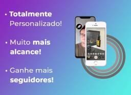 Criação de Filtros AR para Marcas | Instagram e Facebook | Marketing Digital