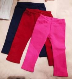Lote roupas menina 0 a 3 meses