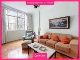 Apartamento à venda com 3 dormitórios em Copacabana, Rio de janeiro cod:9538