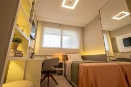 More no 2 quartos de alto padrão em Itapuã Vila Velha