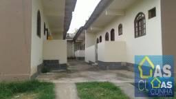 Casa para Locação em Araruama, XV de Novembro, 2 dormitórios, 1 banheiro