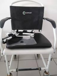 Cadeira de rodas e de banho Comfort