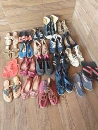 Lote de roupa p/ bazar