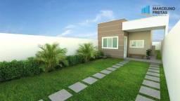 Casa com 2 dormitórios à venda, 67 m² por R$ 158.000,00 - Aquiraz - Aquiraz/CE