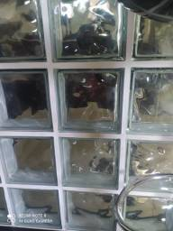 Block glass 13 unidades 150,00