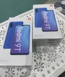 XIAOMI REDMI 9T 128GB 4GB ram 6000mAh bateria