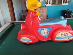 Moto scooter ficher price