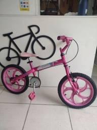 Bicicleta aro 16 feminina