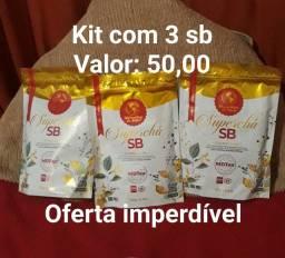 KIT COM 3 SB( ENTREGA GRÁTIS)