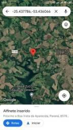 Sitio no lago