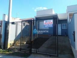 Título do anúncio: Casa com 2 dormitórios para alugar, 62 m² por R$ 1.100,00/mês - Auxiliadora - Gravataí/RS