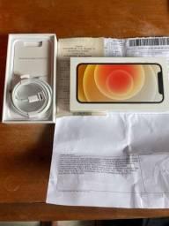 iPhone 12 mini mine 256 garantia troco