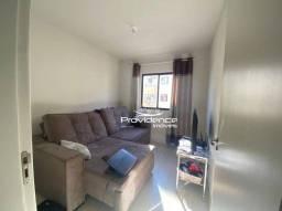 Apartamento com 1 dormitório para alugar, 46 m² por R$ 750,00/mês - Pioneiros Catarinenses