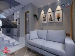 UED - Casa 3 quartos com suítes de fundo para reserva permanente