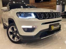 Título do anúncio: Jeep compass 2.0 16V flex limited aut