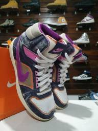 Tênis Nike Delta High Lite Tam 37 Original Cód 2030