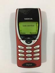 Nokia 8260 pelezinho TDMA original