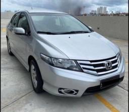 Honda city sedan 2012 vendo urgente