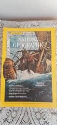 10 revistas americanas National geografhic 1971 faltam os meses de março e maio.
