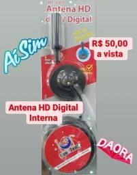 ANTENA DIGITAL INTERNA HD