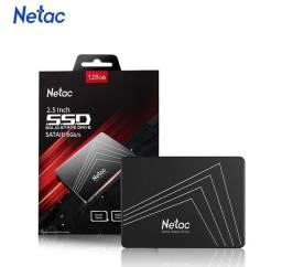SSD sata lll Netac 128gb para pc e notebook - produto novo e a pronta entrega