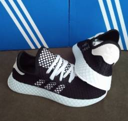 Tênis Adidas Originals Deerupt W black Tam 36 & 37 (original / novo)