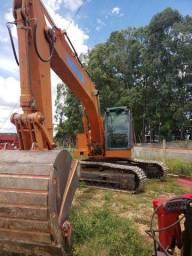 Escavadeira Hidráulica FX 215