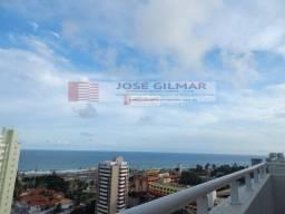 Título do anúncio: Duplex, 4/4, 04 Suítes, Varandão, vista Mar, 04 Garagens, um Luxo!