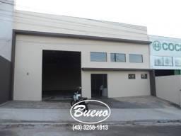 Comercial galpão / barracão - Bairro Jardim Canaa em Ibiporã