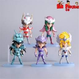 Anime Cavaleiros do Zodíaco - miniaturas colecionáveis