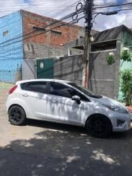 New Fiesta versão mexicana 2012