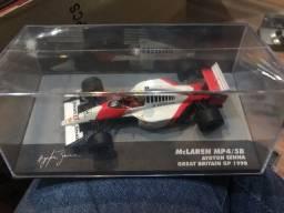 Lendas F1 McLaren Ayrton Senna