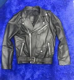 Jaqueta de couro original