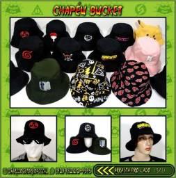 Bucket Hat (Chapéu) - NerdDog Store - Parte 1