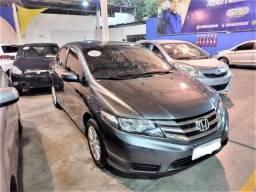 Título do anúncio: Honda City 2013 1.5 LX 16V Automático 3 meses de garantia/Ziro