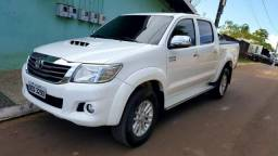 Toyota - Hilux SRV-AT - Top - 2015 - 2015