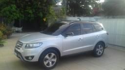 Hyundai SantaFé 11/12 4x4 3.5 v6 285 cv - Troca/Financia - 2012